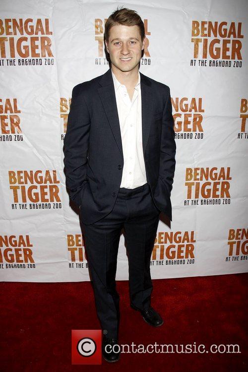 Ben McKenzie Opening night of the Broadway production...