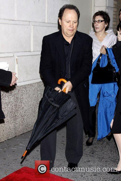 Billy Crystal Opening night of the Broadway production...