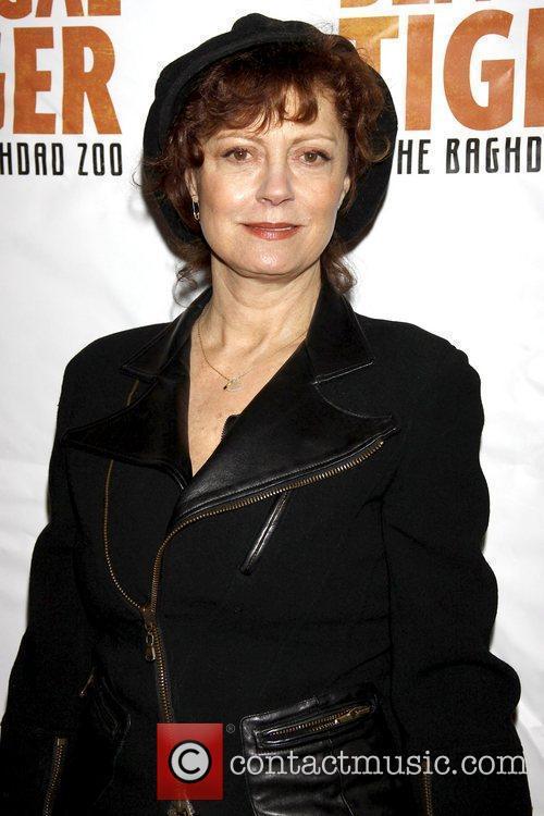 Susan Sarandon Opening night of the Broadway production...