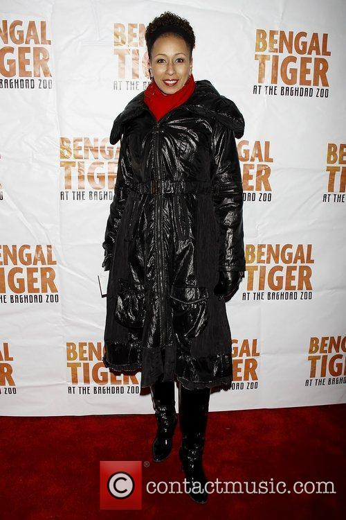 Opening night of the Broadway production of 'Bengal...