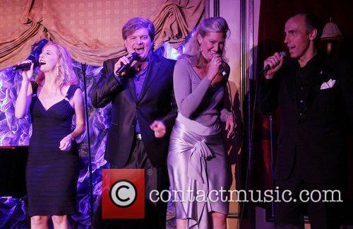 Rita Harvey, Rob Evan, Luba Mason and William...