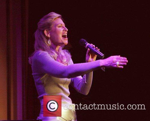 Luba Mason Opening night of 'Berg and Broadway:...