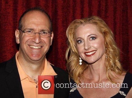 Neil Berg and Rita Harvey  Opening night...