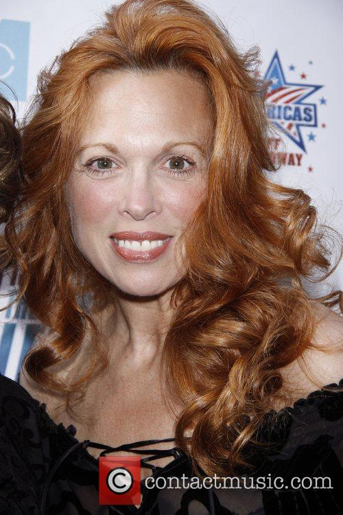 Carolee Carmello Opening night of the Rubicon Theater...