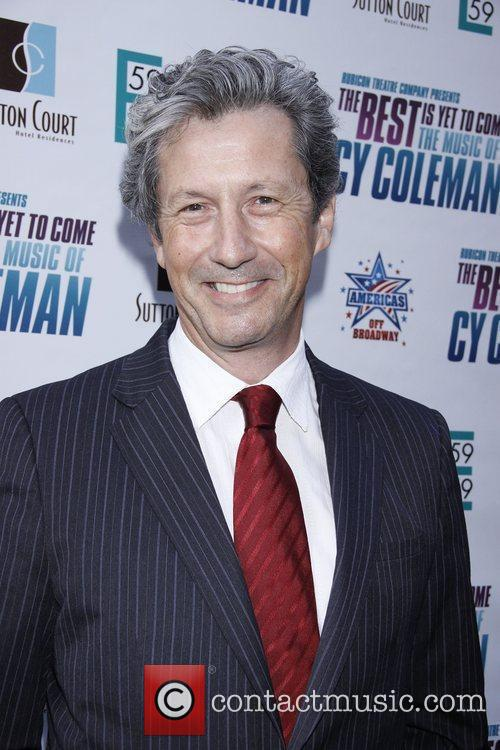 Charles Shaughnessy Opening night of the Rubicon Theater...