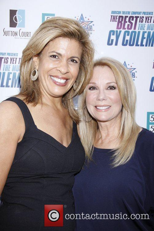 Hoda Kotb and Kathie Lee Gifford 1