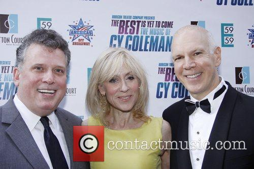 Billy Stritch, Judith Light and David Zippel Opening...