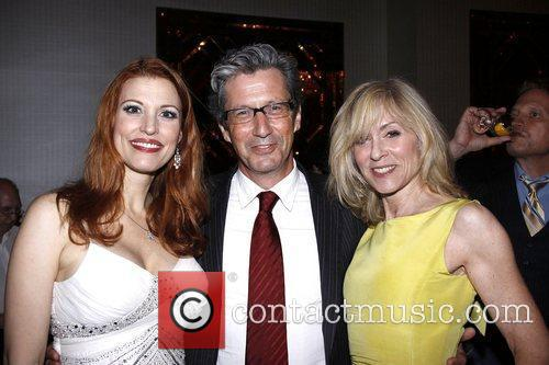 Charles Shaughnessy and Judith Light