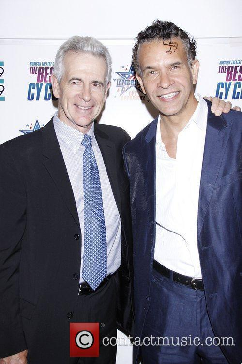 James Naughton and Brian Stokes Mitchell  Opening...