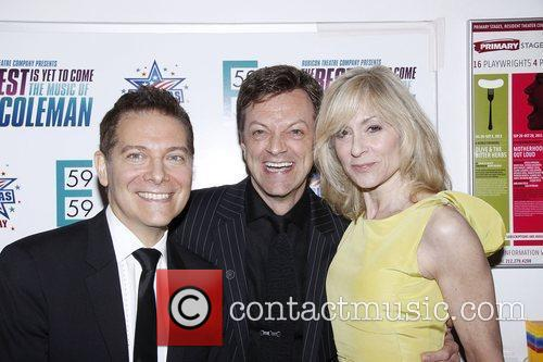 Michael Feinstein, Jim Caruso and Judith Light 3