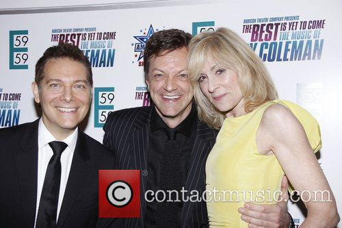 Michael Feinstein, Jim Caruso and Judith Light 4