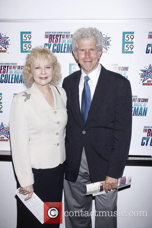 Penny Fuller and Tony Roberts  Opening night...