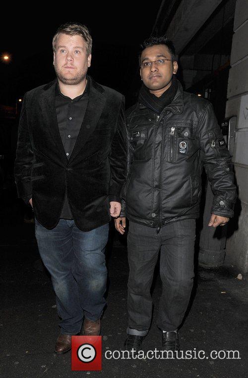 James Corden 'Best of British Talent' Party, held...