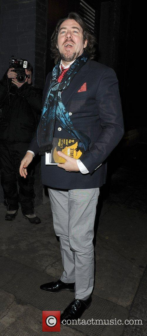 Jonathan Ross 'Best of British Talent' Party, held...