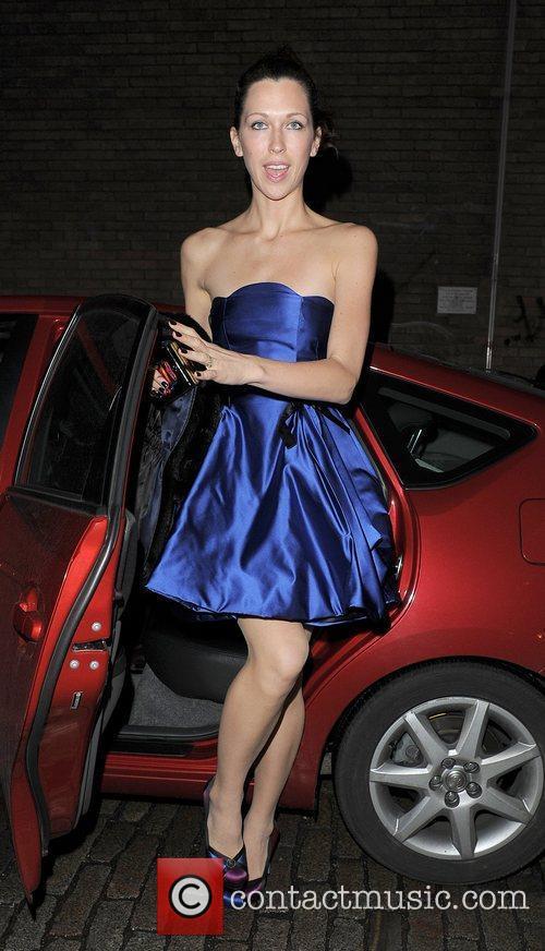 Margo Stilley 'Best of British Talent' Party, held...