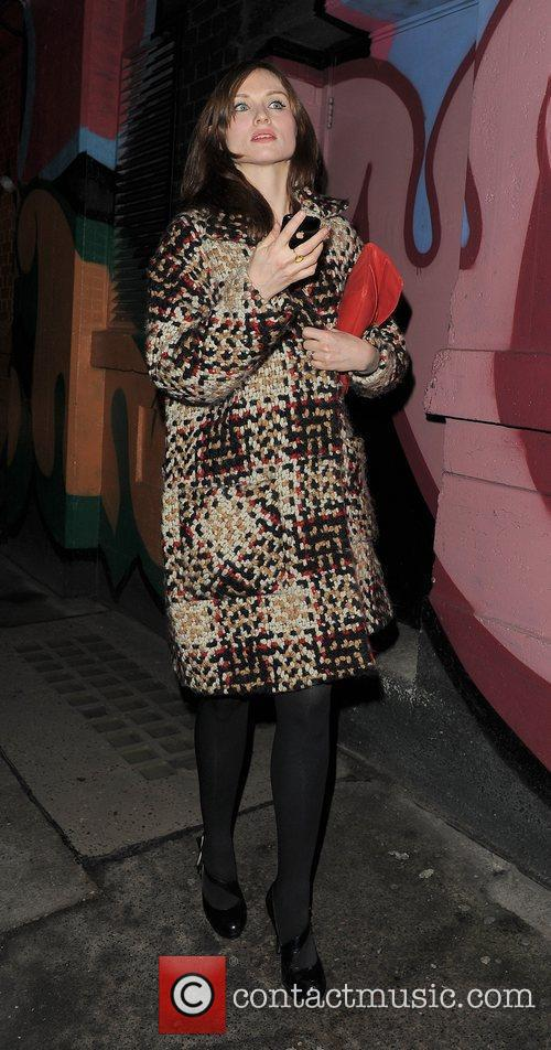 'Best of British Talent' Party, held at Shoreditch...