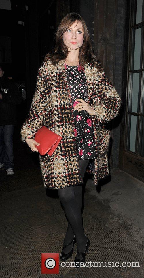 Sophie Ellis-Bextor 'Best of British Talent' Party, held...
