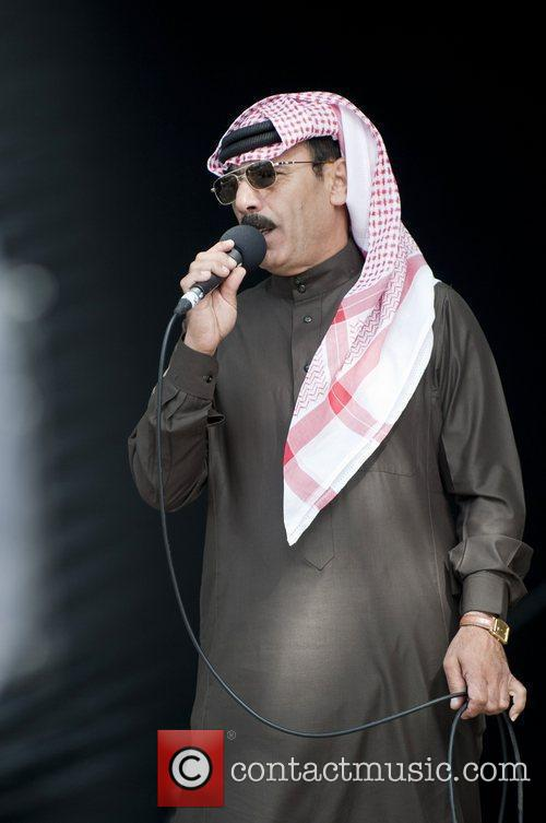 Omar Souleyman and Bestival 6