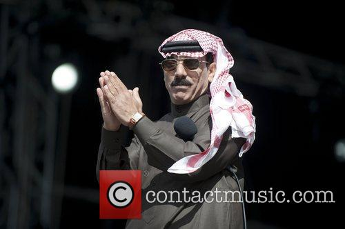 Omar Souleyman and Bestival 3