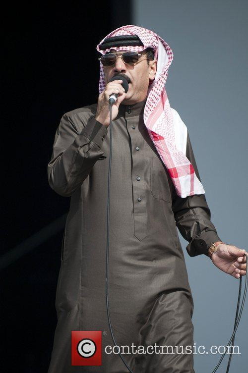 Omar Souleyman and Bestival 5