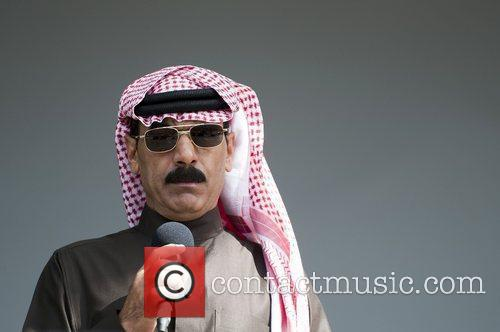 Omar Souleyman and Bestival 1