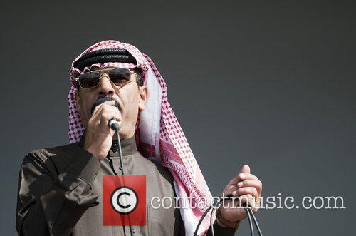 Omar Souleyman and Bestival 2