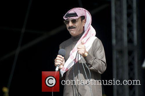 Omar Souleyman and Bestival 4