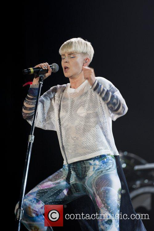 Robyn and Bestival 1