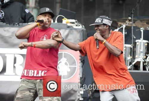 Chuck D, Flavor Flav and Public Enemy 1