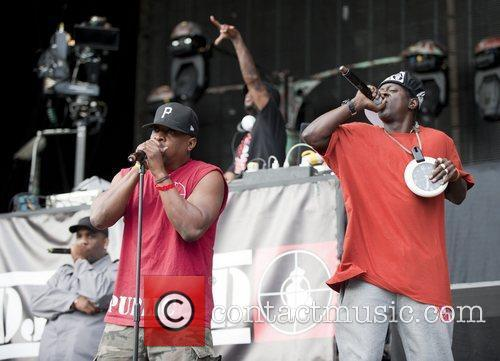 Chuck D, Flavor Flav and Public Enemy 5