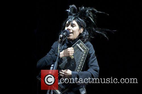 Pj Harvey and Bestival 2
