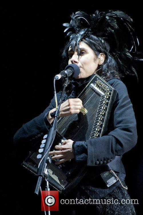 Pj Harvey and Bestival 6