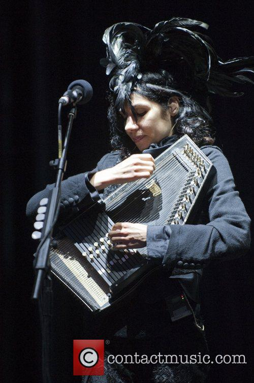 Pj Harvey and Bestival 3