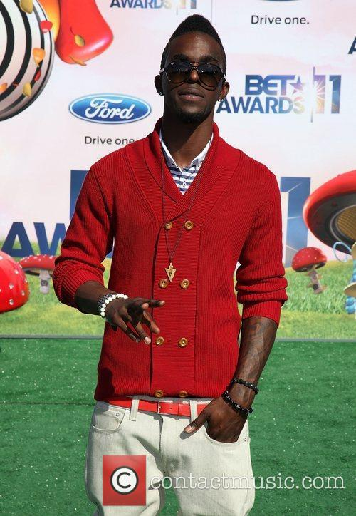 Roscoe Dash The 11th Annual BET Awards held...