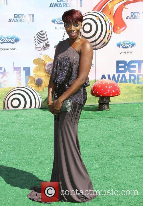 Estelle BET Awards '11 held at the Shrine...