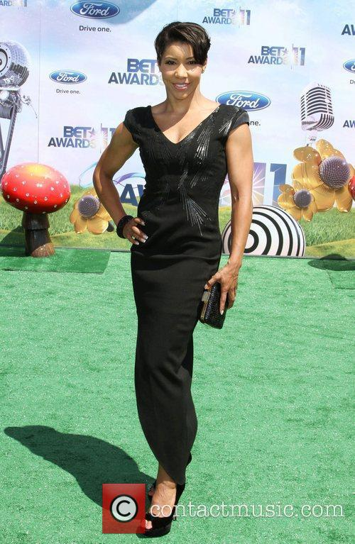 Jeanette Jenkins BET Awards '11 held at the...