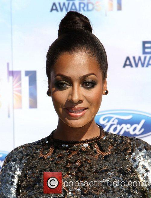 LaLa Vazquez BET Awards '11 held at the...