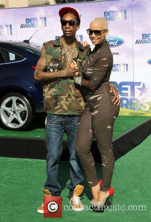Wiz Khalifa and Amber Rose 10