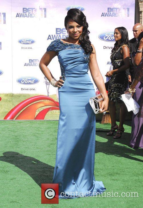 Ashanti  BET Awards '11 held at the...