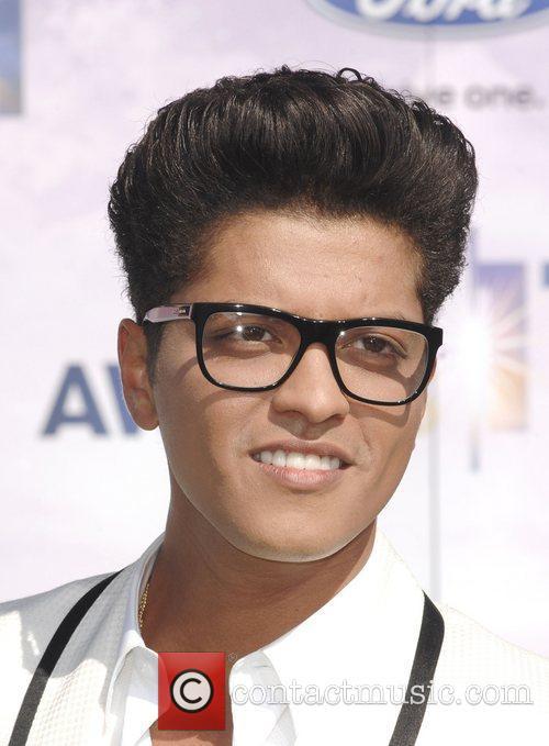 Bruno Mars  BET Awards '11 held at...