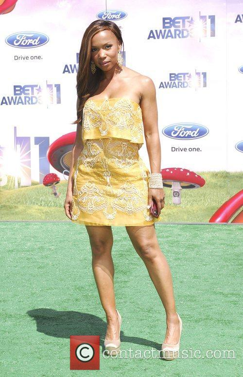 Elise Neal  BET Awards '11 held at...
