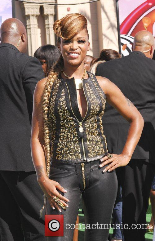 Eve  BET Awards '11 held at the...