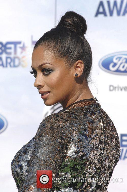 LaLa Anthony  BET Awards '11 held at...