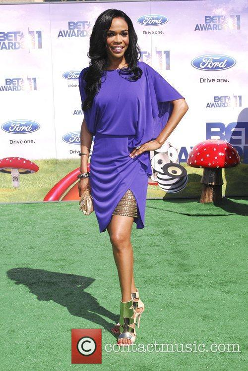 Michelle Williams  BET Awards '11 held at...