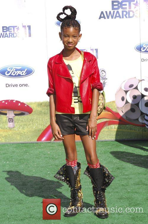 Willow Smith  BET Awards '11 held at...