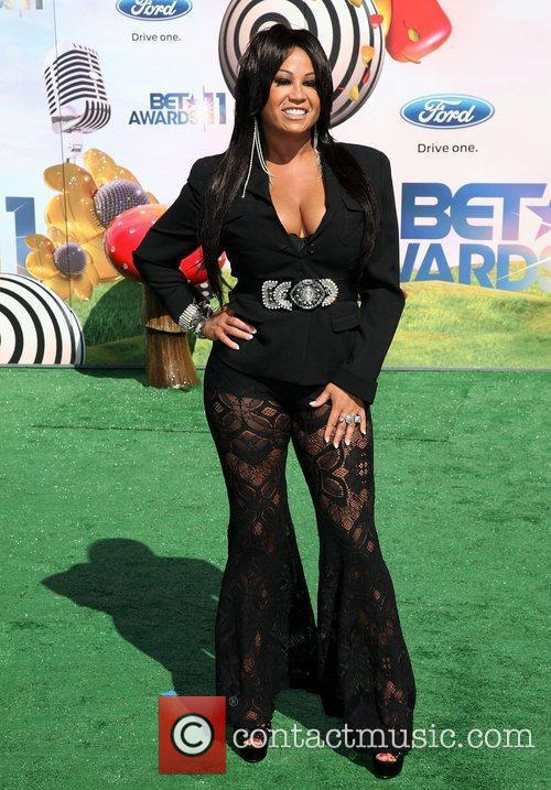 CeCe Peniston BET Awards '11 held at the...