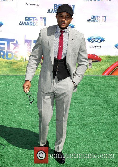 Hosea Chanchez BET Awards '11 held at the...