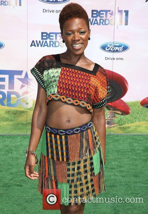 Kimberly Nichole BET Awards '11 held at the...