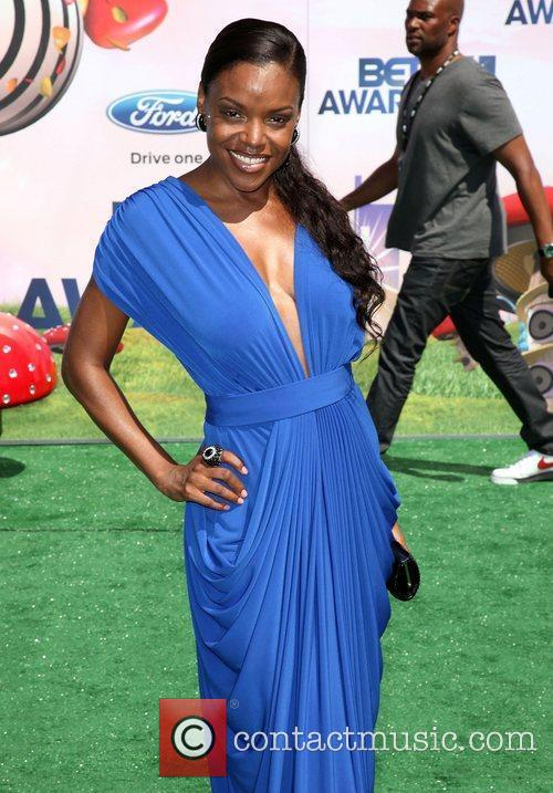Lady Ellis BET Awards '11 held at the...