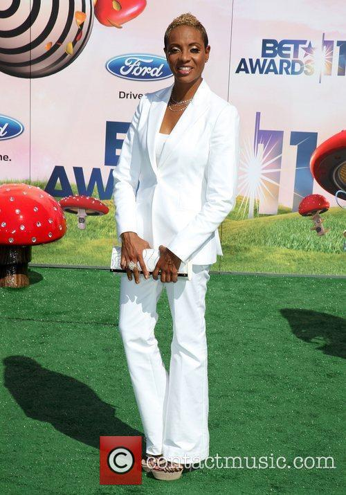 MC Lyte BET Awards '11 held at the...